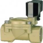 Buschjost solenoid operated valve