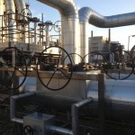 DBB Valves steamline application