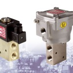 Low power solenoid valve