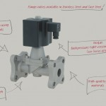 Buschjost flanged solenoid valves