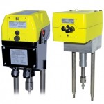 Compact actuators for Cryogenic Valves