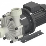 Magnetic coupled pump SHM