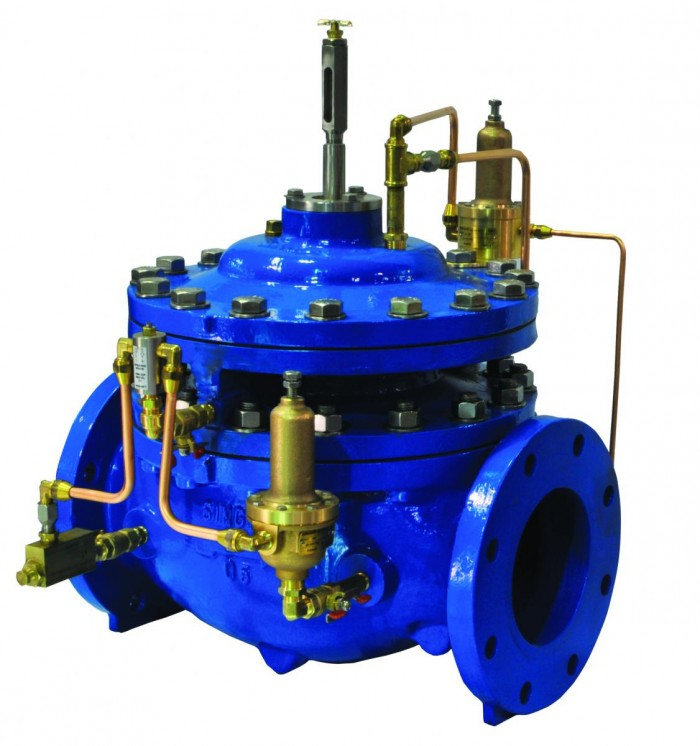 Pressure Reducing Valve - PR-SM