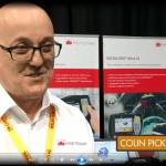 Pruftechnik video front screen