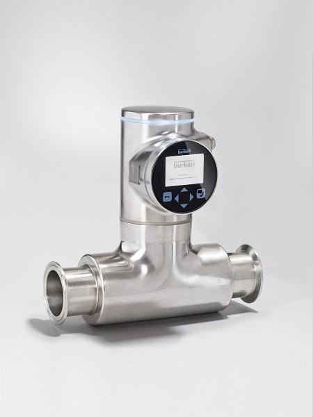 FLOWave flowmeter for hygienic applications
