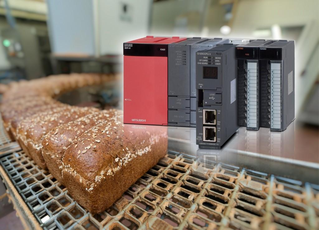 Mitsubishi Bakery Automation
