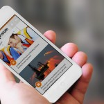 PIF mobile home page