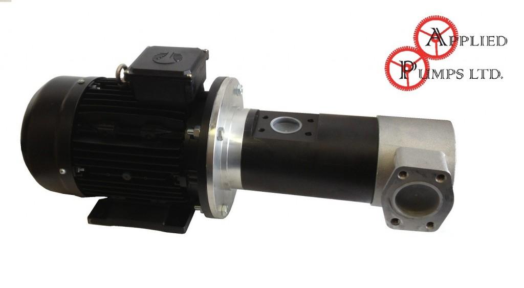 Settima triple screw pump
