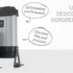 Desiccant dryer - Hyrda D range