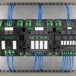 MICO power distribution