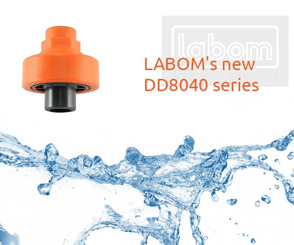 LABOM's new DD8040 series