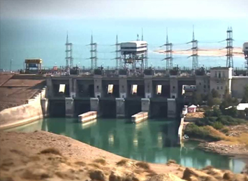 Hydroelectirc Power Tajikistan