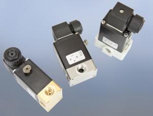 Burkert solenoid valve