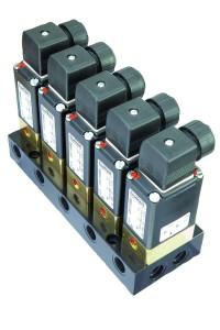Burkert solenoid valves