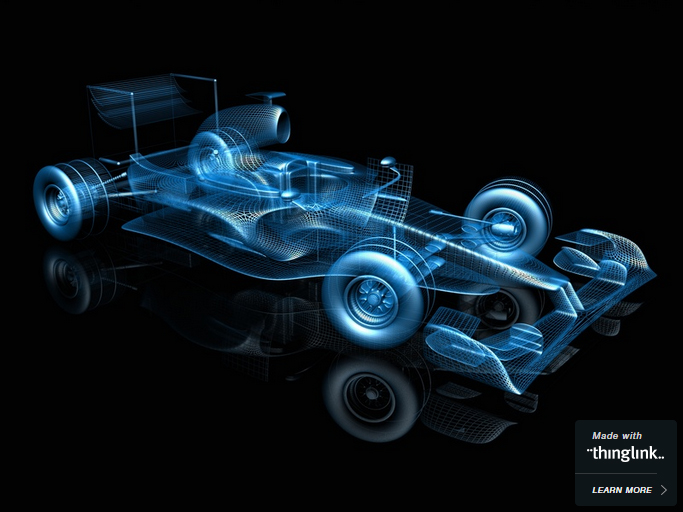 How rubber is used in the F1 industry on a car