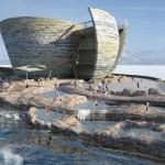 UK lagoon power plant