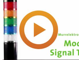 Murrelektronik's Modlight Signal Tower