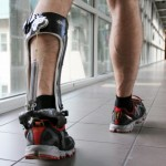 Energy saving exoskeletons