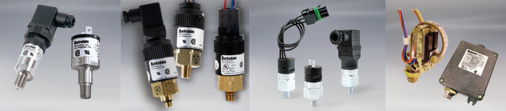 Mechanical pressure switches
