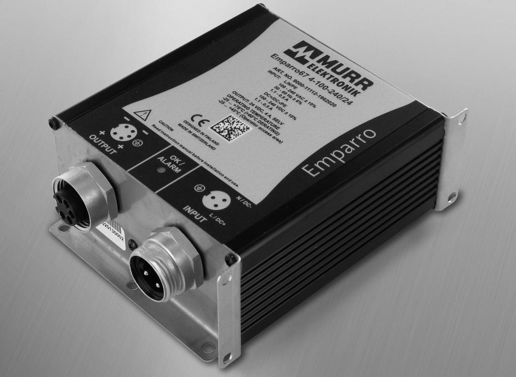 IP67 power supply units