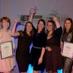 Young female engineer award