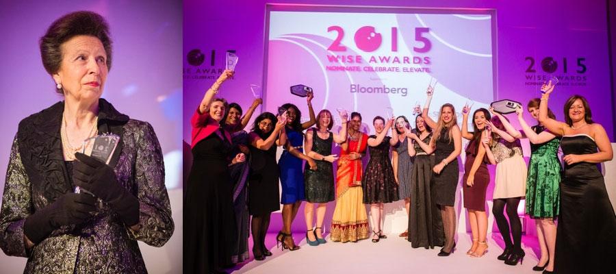WISE Awards 2015