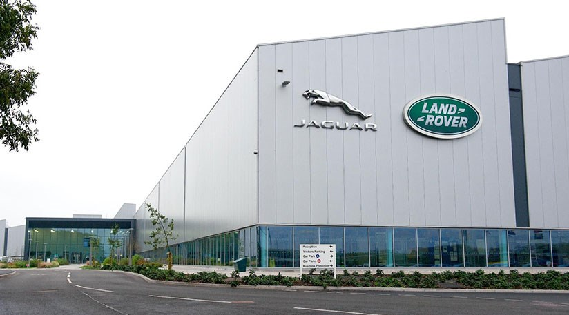 Jaguar Land Rover engine centre
