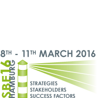 Sustainable Built Environment Conference 2016 Hamburg