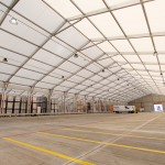 Bespoke temporary building