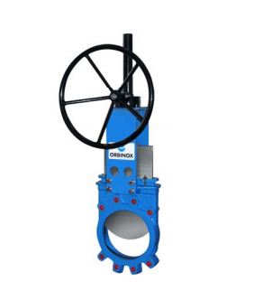 HB - Bidirectional - High Pressure Knife Gate Valve