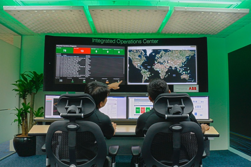 Integrated Operations Center