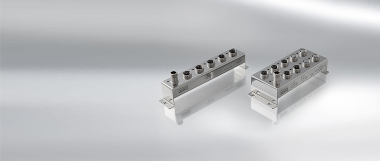 Electronic Components for Food Processing Industry