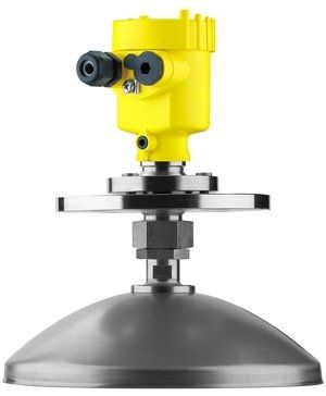 Non-contact radar level transmitter