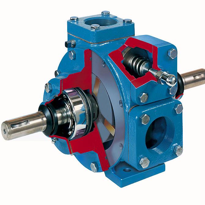Different Types of Pumps - Vane Pumps - Process Industry Forum