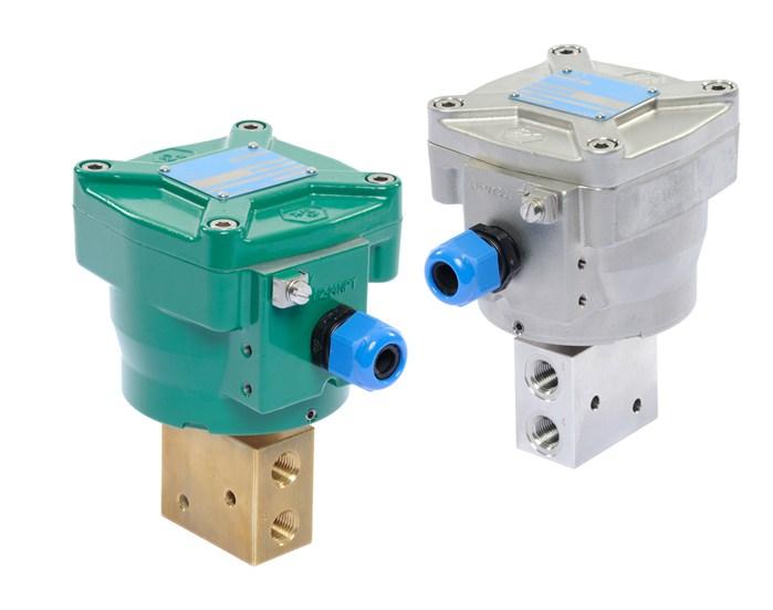 Pressure operated valve