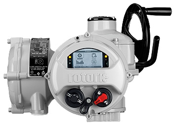 Rotork Iq3 Intelligent Non Intrusive Electric Actuator