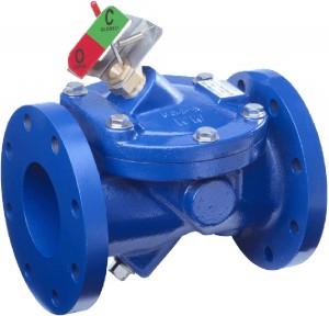 Val-Matic Surgebuster check valve