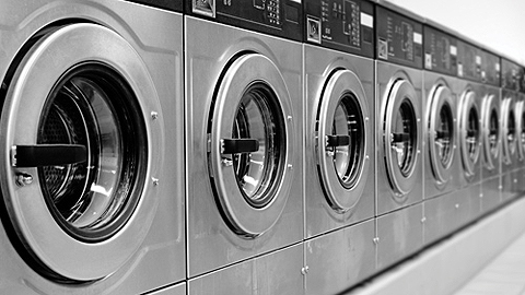 solenoid valves laundry application