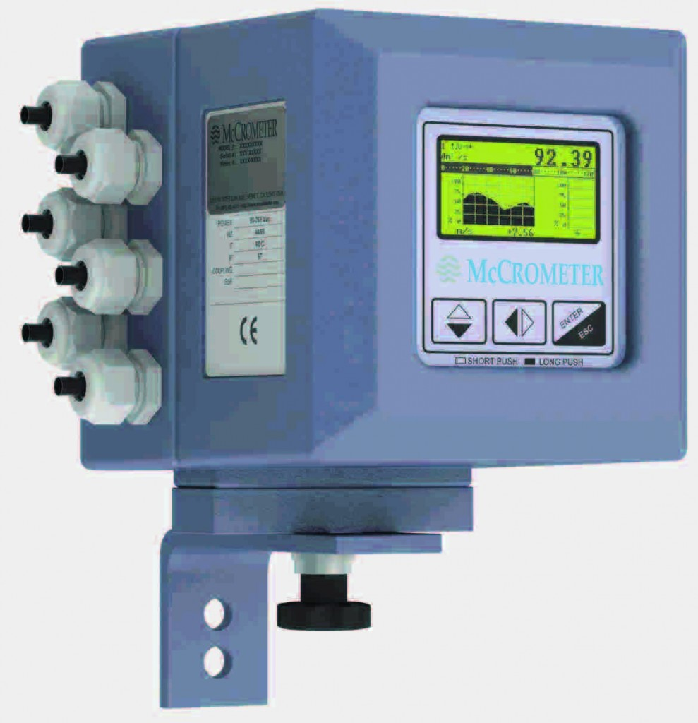 In-Valve flow measurement