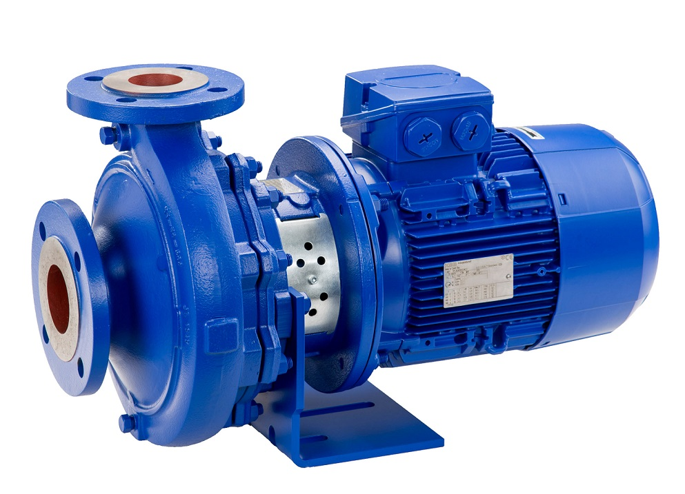 KSB pumps