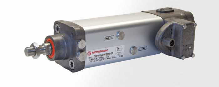 Norgren Ivac Pneumatic Cylinders