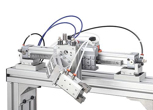 V-Lock automation system