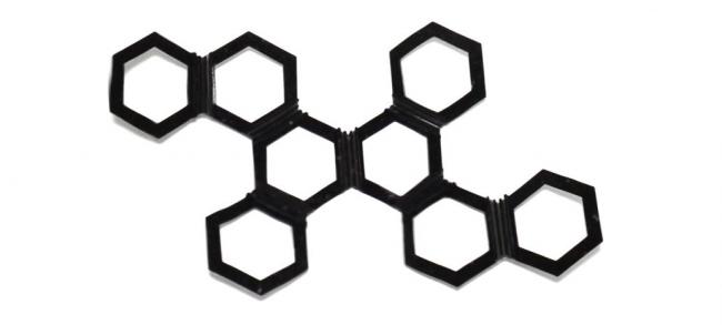 4D printing - truncated Octahedron