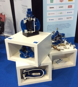 MGA exhibits swing check valves