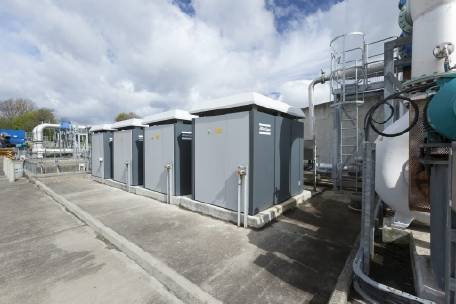 ZS low pressure blowers at Northumbrian water