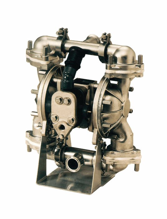 Positive displacement pump1
