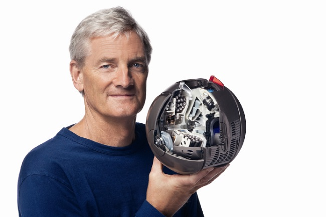 British Engineering James Dyson