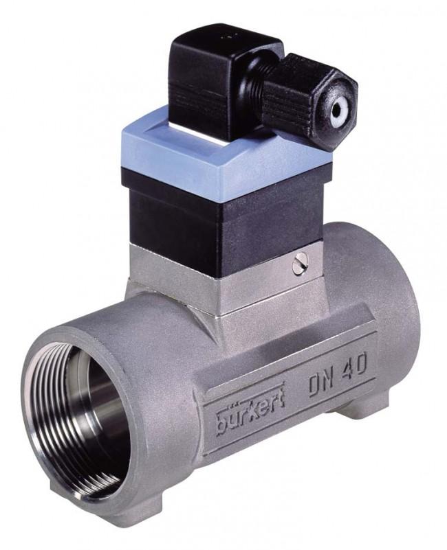 Burkert Flow Meter