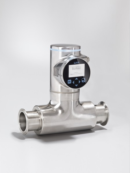 FLOWave flowmeter for hygienic applications