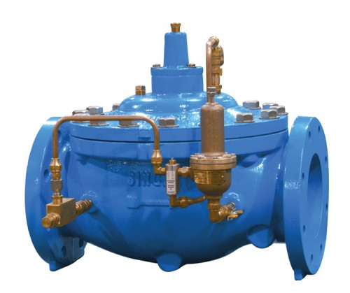 Control valve operating guidelines